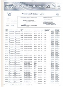 Watermark认证