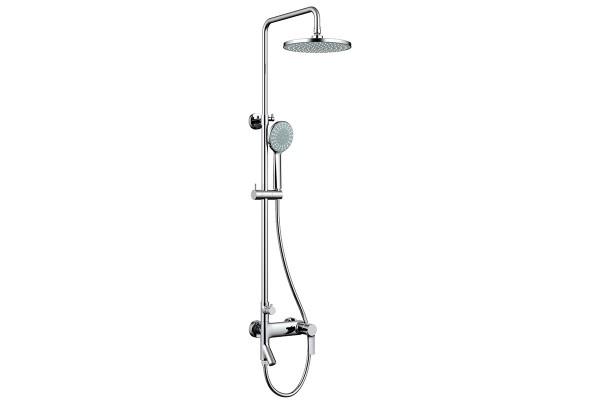 Rain-shower combination