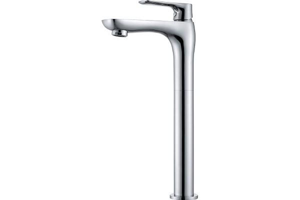 High cold basin tap