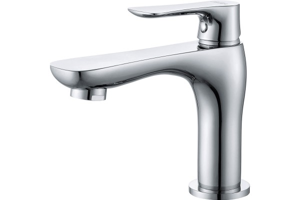Cold basin tap