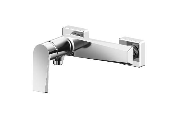 Single lever shower mixer
