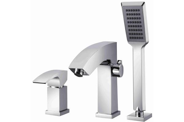 Bathtub mixer Series